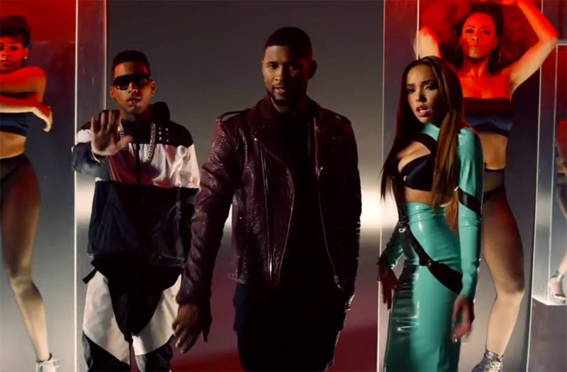 Kid Ink feat. Usher and Tinashe – Body Language (Official Video)