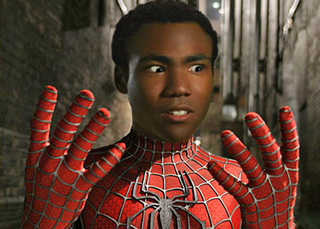 Donald-Glover-As-Spider-Man