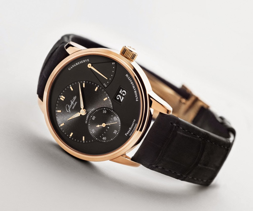 Glashutte-PanoReserve-Red-Gold-Black