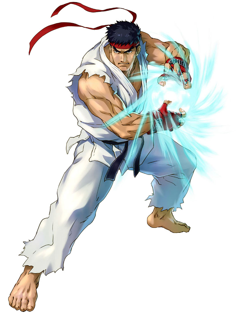 Ryu Street Fighter Hadouken Brand New Cool