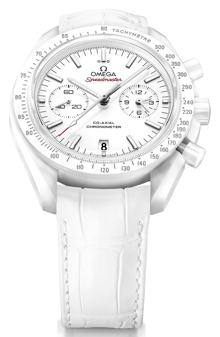 Omega Speedmaster White Side of the Moon watch