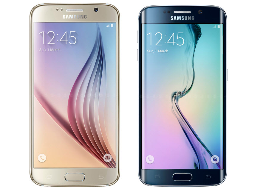 Samsung Galaxy S6 and Galaxy S6 Edge
