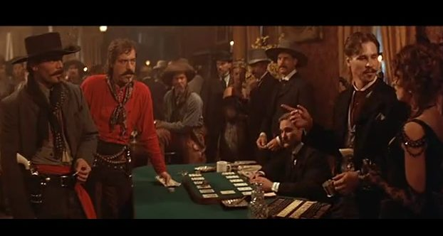Great Movie Rivals: Doc Holliday and Johnny Ringo ...