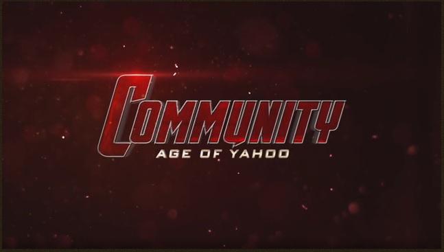 Community season 6 Age of Yahoo
